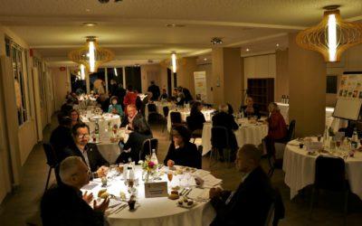 La soirée de passation 2020: Une soirée sous le signe de l'amitié et de la solidarité inter-clubs