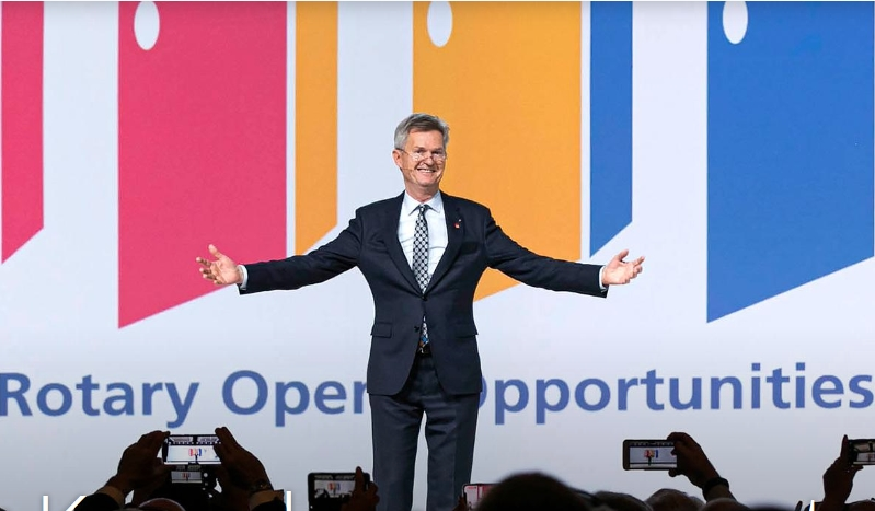 Année 2020 – 2021: le Rotary ouvre des opportunités